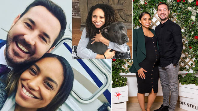 Line of Duty's Martin Compston is married to Tianna Chanel Flynn
