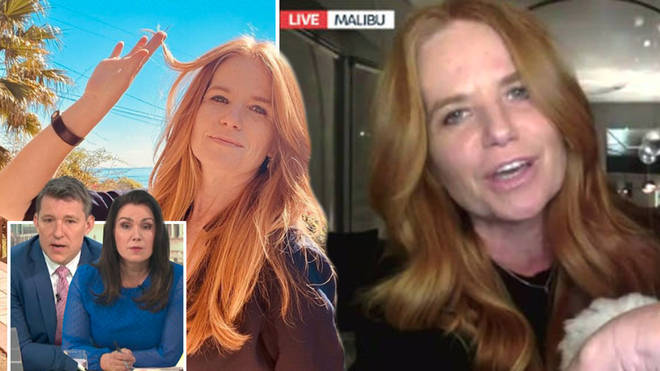 Patsy Palmer has responded to trolls telling her to 'get over herself'