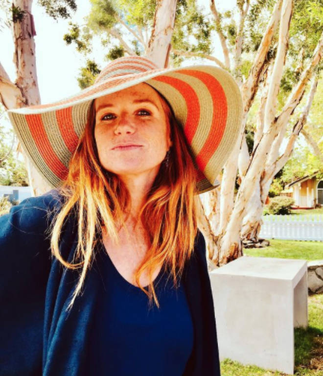 Patsy Palmer responded the critics in an Instagram post that has now been deleted