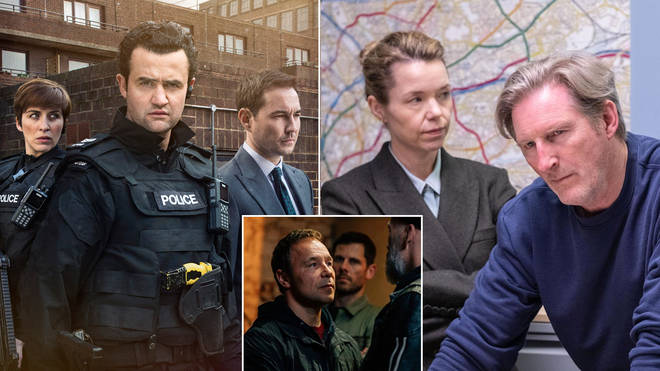 Watch old series' of Line of Duty online