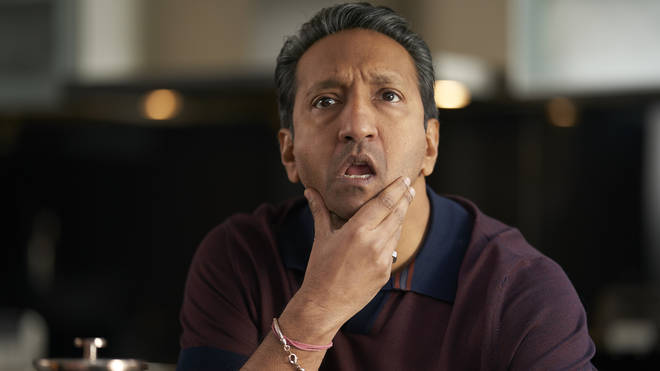 Phaldut Sharma as Ram Sihdu in Unforgotten
