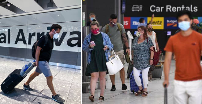 It is not yet known when Brits will be able to go on holiday again