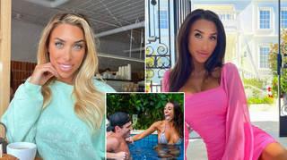 Margarita was a bombshell on Love Island Australia