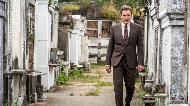 Bryan Cranston plays lead character Judge Michael Desiato