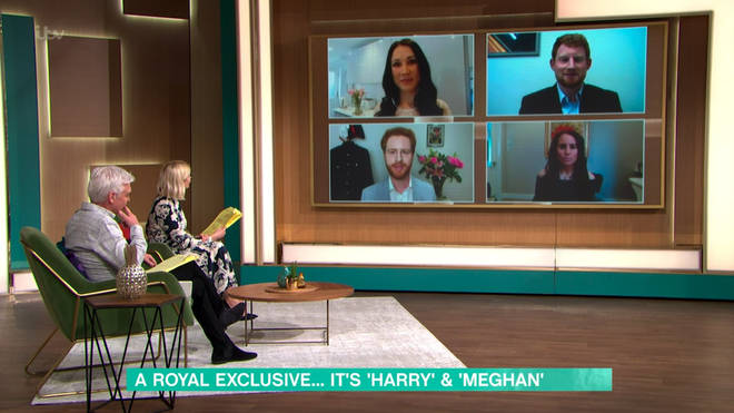 Four lookalikes opened up about their experiences on This Morning today