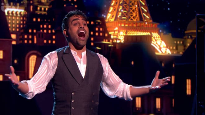 Dr Ranj blew the viewers away with his incredible singing voice