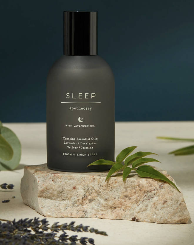 A spritz of this over your pillow will immediately up the zen levels of your bedroom