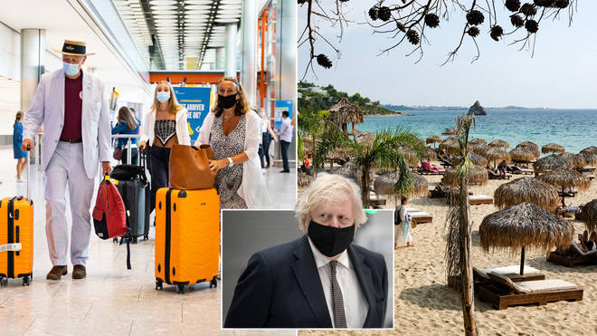 Holidays will be made illegal for Brits