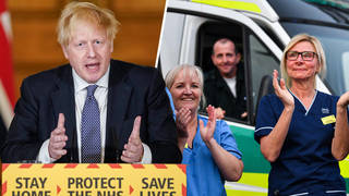 Boris Johnson will mark a year since lockdown in a press conference today
