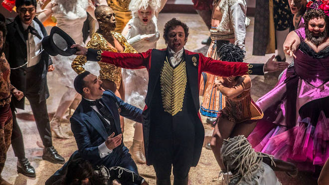 The Greatest Showman musical could be coming to London