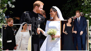 Meghan Markle and Prince Harry have clarified their comments about a 'secret wedding'