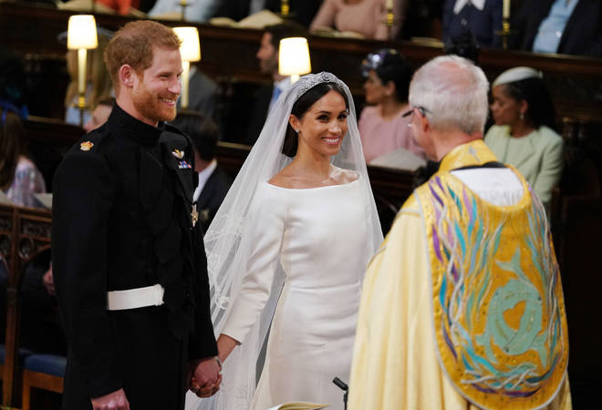 Meghan Markle and Prince Harry's wedding certificate confirms they legally wed on May 19
