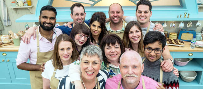 Great British Bake Off contestants 2018