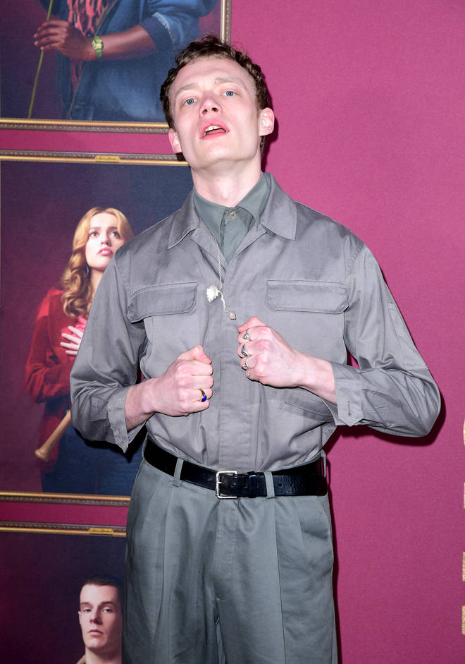 Jojo Macari plays Billy in The Irregulars