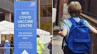 According to reports, children could be offered the jab later this summer