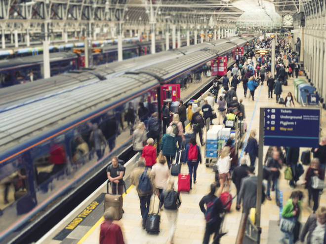 People could have the opportunity to skip the busy commutes into work