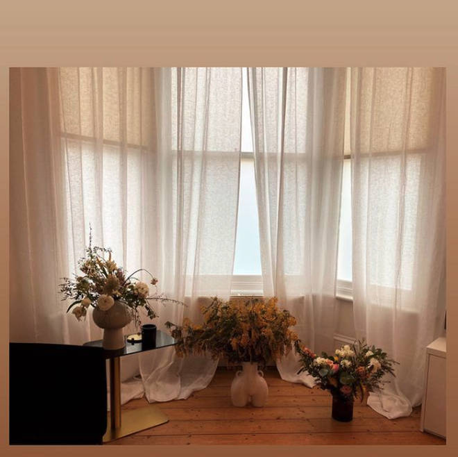 Stacey regularly shows off her stunning home on Instagram