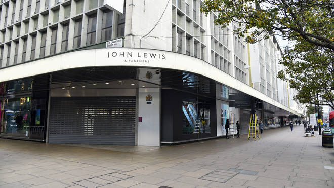 John Lewis has announced the closure of more shops