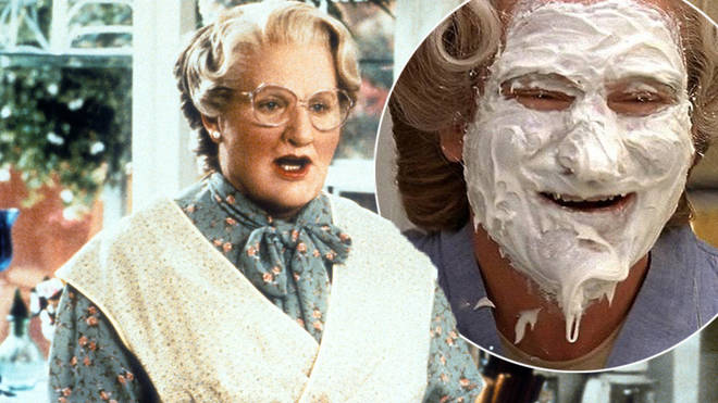 There's an R-rated version of Mrs Doubtfire