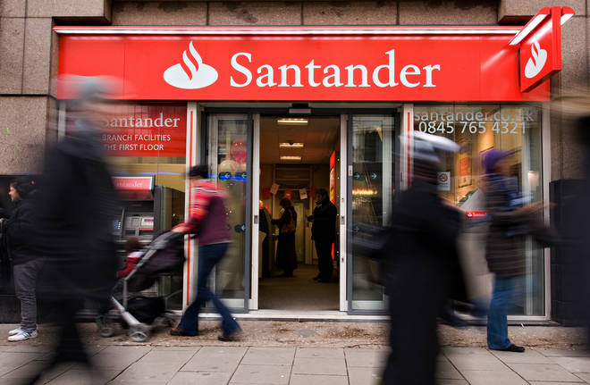 The closure of Santander comes after millions of people have moved to online banking