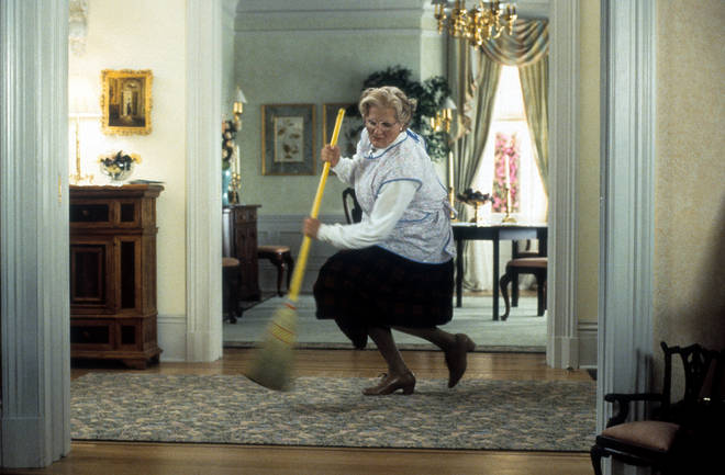 There is an R-rated version of Mrs Doubtfire