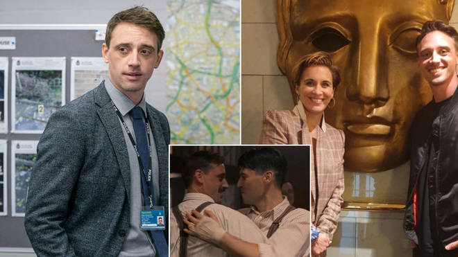 Perry Fitzpatrick is starring in Line of Duty