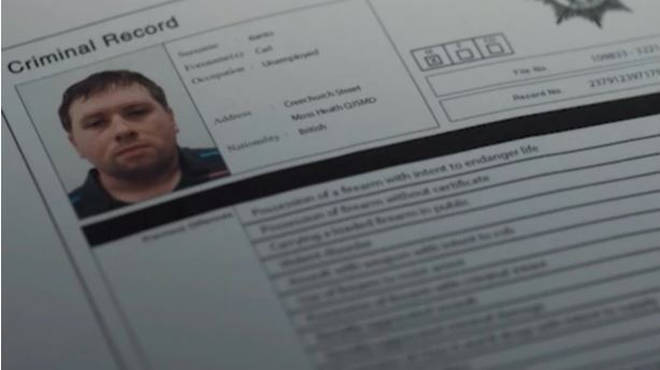 Carl Banks is seemingly a member of the OCG in Line of Duty