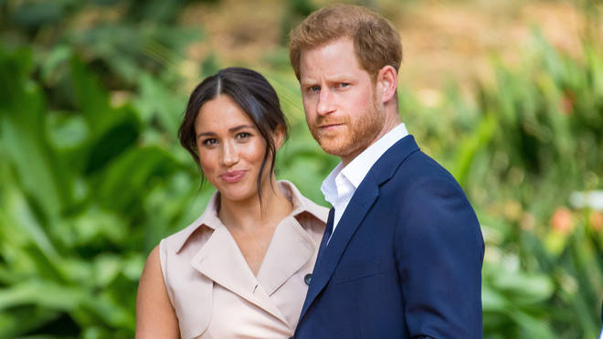 Meghan Markle and Prince Harry left the Royal Family in January 2020