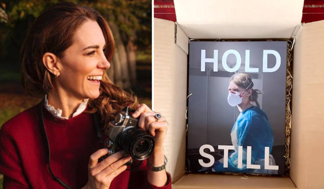 Kate Middleton is set to turn her 'Hold Still' project into a book
