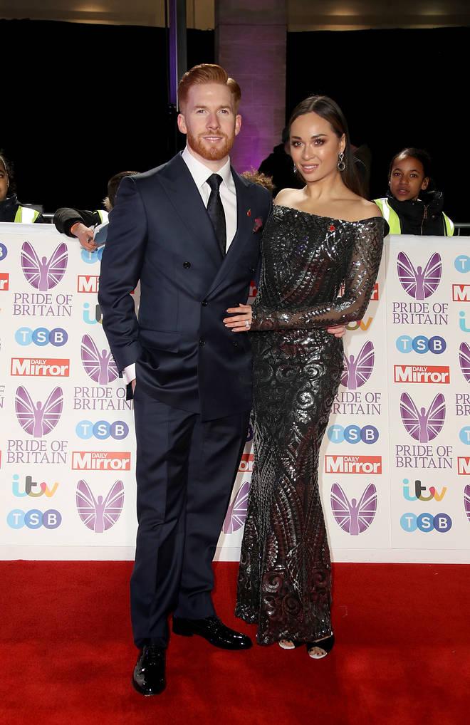 Pride of Britain Awards 2018 - Red Carpet Arrivals