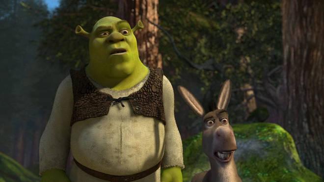 Shrek will arrive on Netflix on April 1