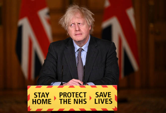 Prime Minister Boris Johnson said that he would have an update for holidaymakers on April 5
