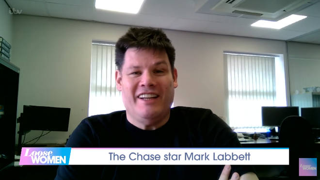 Mark Labbett has lost even more weight since lockdown started last year