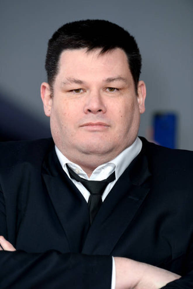 Mark Labbett revealed he has cut out sugar and is on a high protein diet