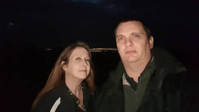 Tania Copeland and her husband Jared