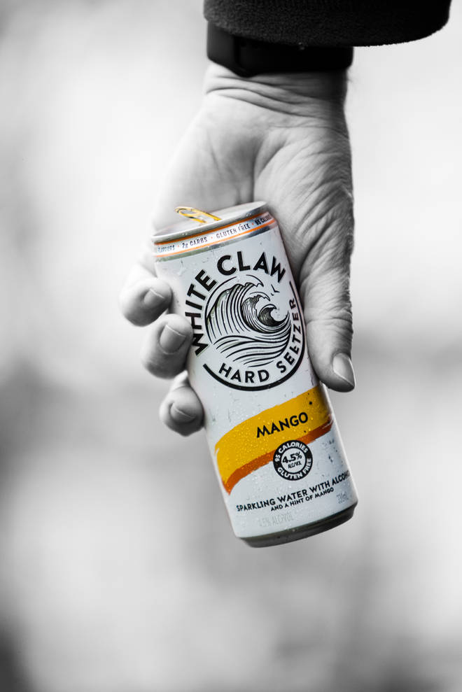 White Claw have released a delicious new Mango flavour