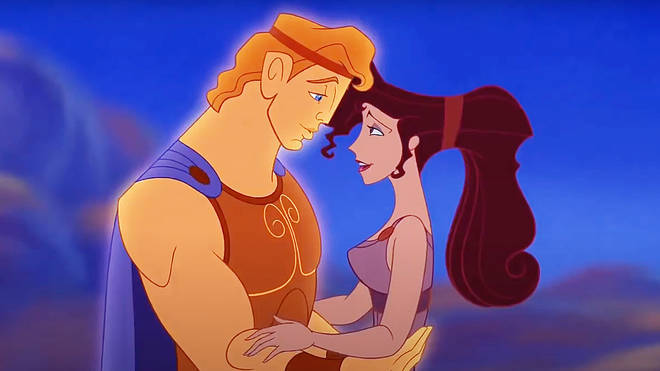 Who do you want to play Hercules and Meg?