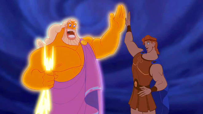 Many fans want The Rock to take on the role of Hercules' dad Zeus