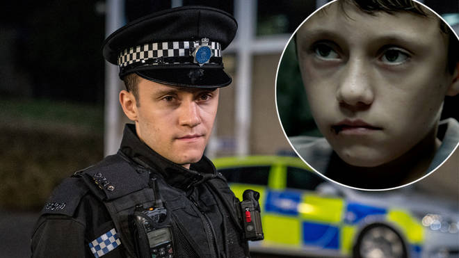 Ryan Pilkington is played by Gregory Piper in Line of Duty