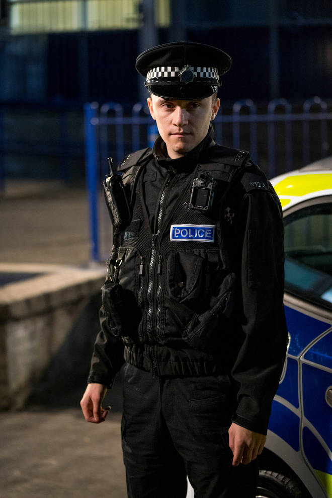 Ryan Pilkington was part of the OCG in season five of Line of Duty