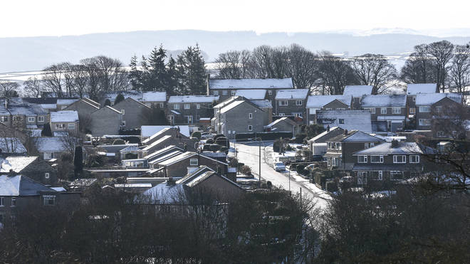 It could snow in some areas of the UK next week
