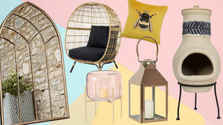 Give your garden the ultimate makeover with these must-have buys