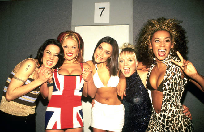 Spice Girls formed in 1997