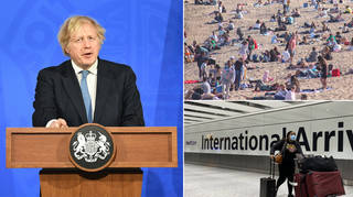 Boris Johnson has confirmed the traffic light system for foreign holidays