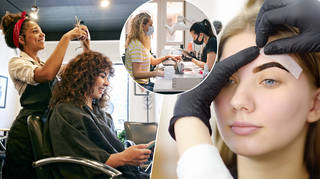 Beauty salons can open on April 12