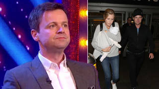 Declan Donnelly's home was reportedly targeted by thieve