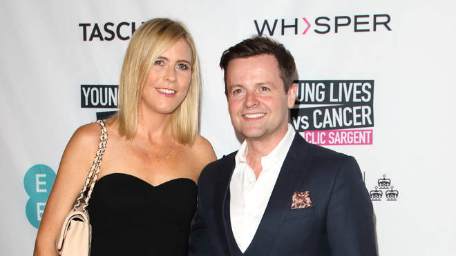 Declan Donnelly and his wife Ali were the victims of an attempted break in