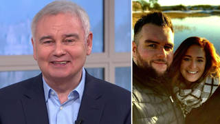 Eamonn Holmes is going to be a granddad!