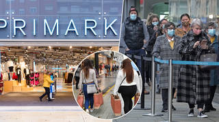 Primark is reopening in England this month