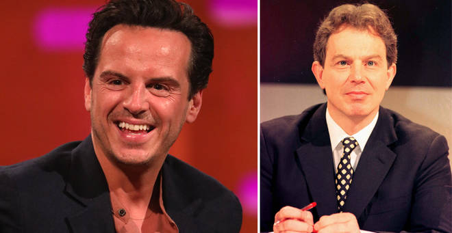 Andrew has reportedly been approached to play Tony Blair in the final series